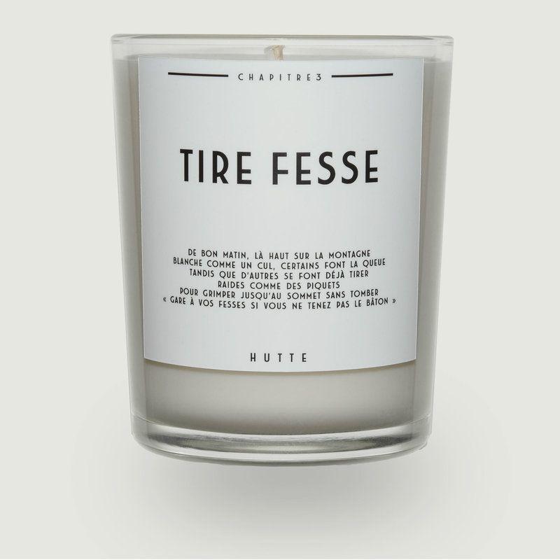Bougie Parfumée Tire Fesse 190 g - Hutte