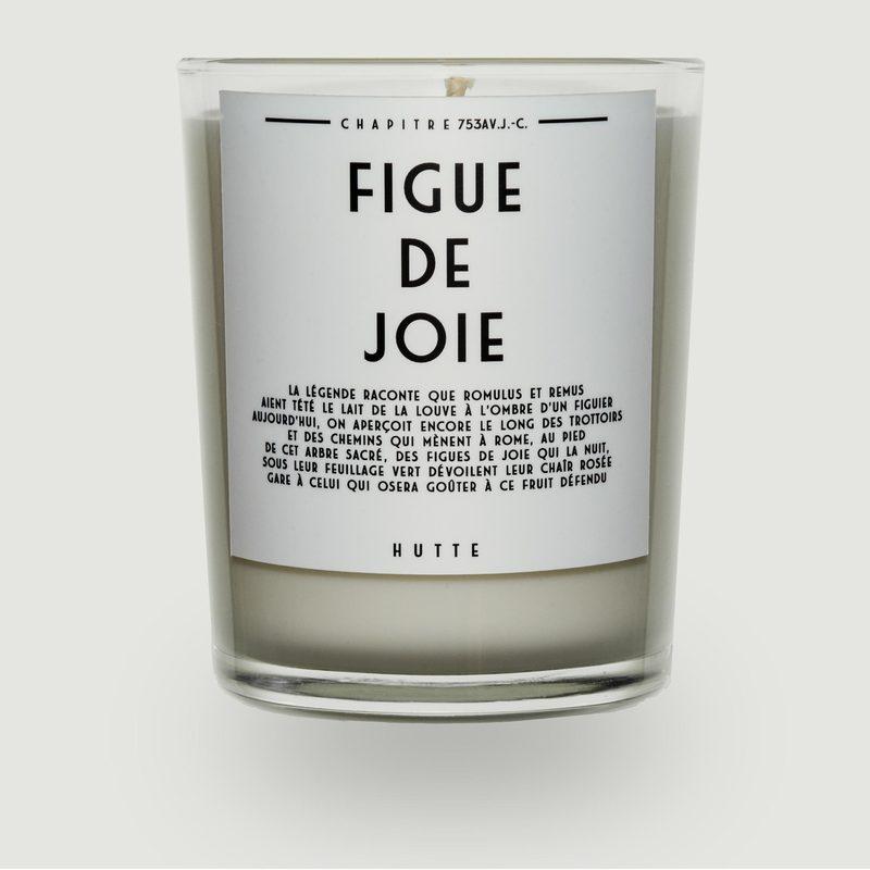 Bougie Parfumée Figue De Joie 190gr - Hutte