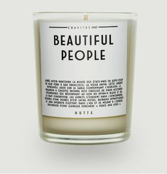 Bougie Parfumée Beautiful People 190 g