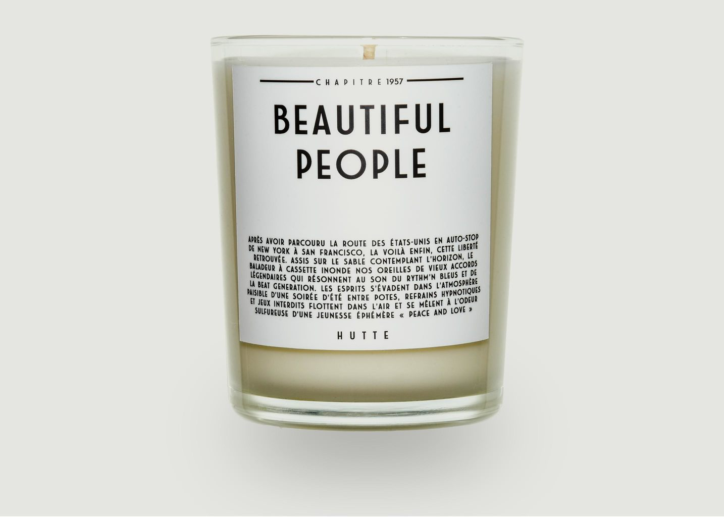 Bougie Parfumée Beautiful People 190 g - Hutte