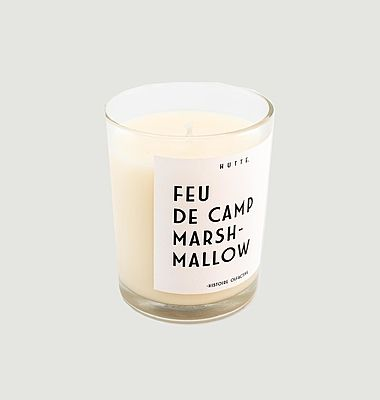 Feu De Camp Marshmallow scented candle