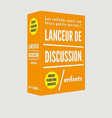 Jeu de cartes Lanceur de discussion - Enfants