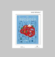 The Parisianer N°28 Print