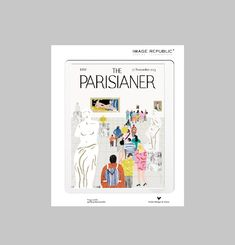 The Parisianer N°29 Print