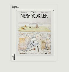 Affiche The New Yorker 07 Steinberg