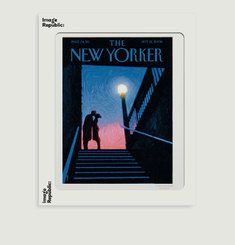 Affiche The New Yorker 106 Drooker NYC Moment