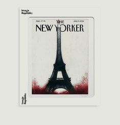 Affiche The New Yorker 73 Juan Solidarité 2015