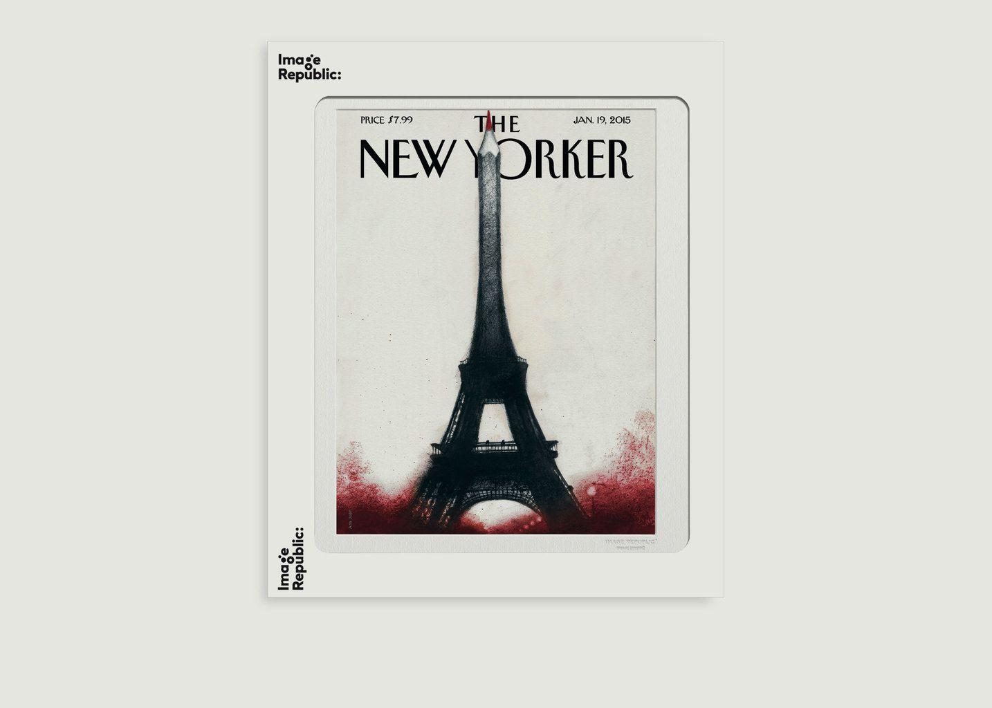 Affiche The New Yorker 73 Juan Solidarité 2015 - Image Republic