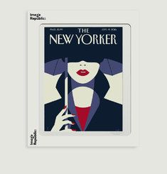 Affiche The New Yorker 85 Favre In The Shade