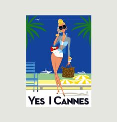 Affiche Monsieur Z Yes I Cannes