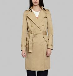 Jean Paul Trench Coat