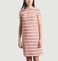 Marie-Sarah Striped Dress
