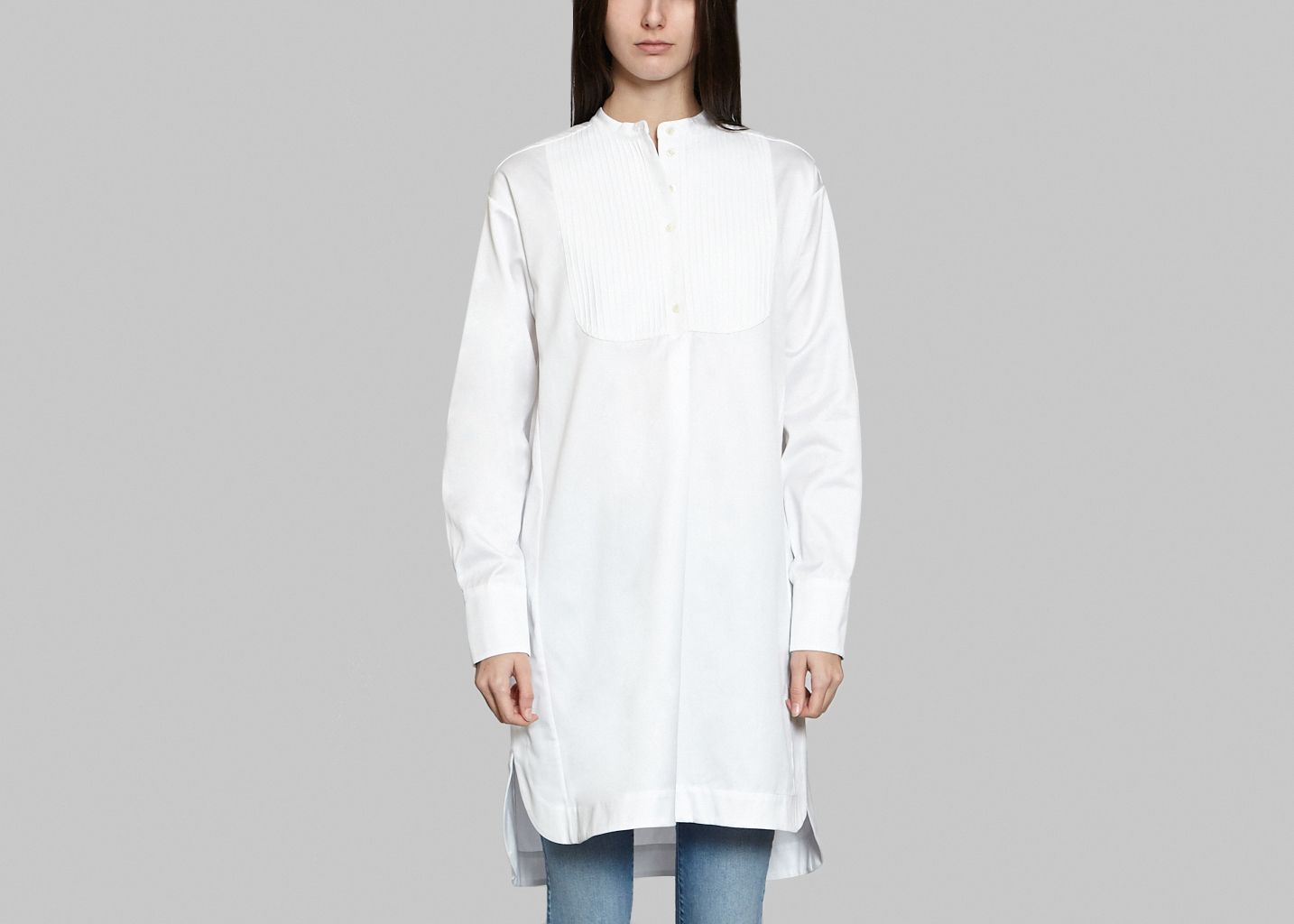 Gala Shirt Dress - Ines De La Fressange Paris