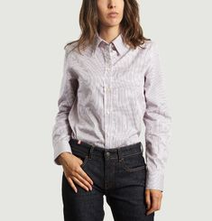 Martin Striped Shirt