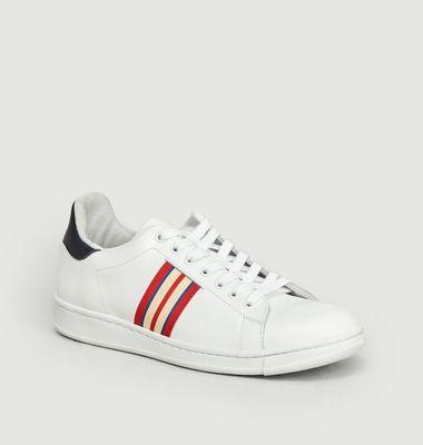 Sneakers En Cuir Charly