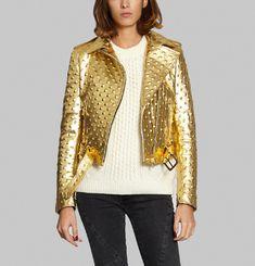 Elvis Leather Jacket