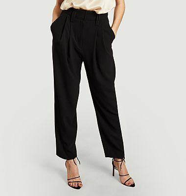 Rexo high waist trousers