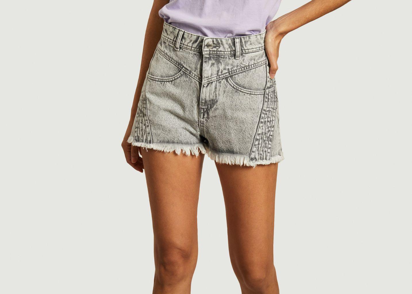 Short en jean teinté Lorez - IRO
