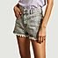 matière Short en jean teinté Lorez - IRO