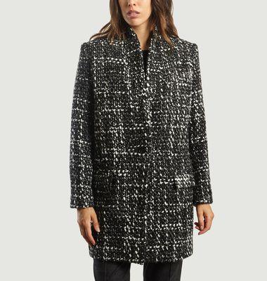 Manteau en Tweed Golden