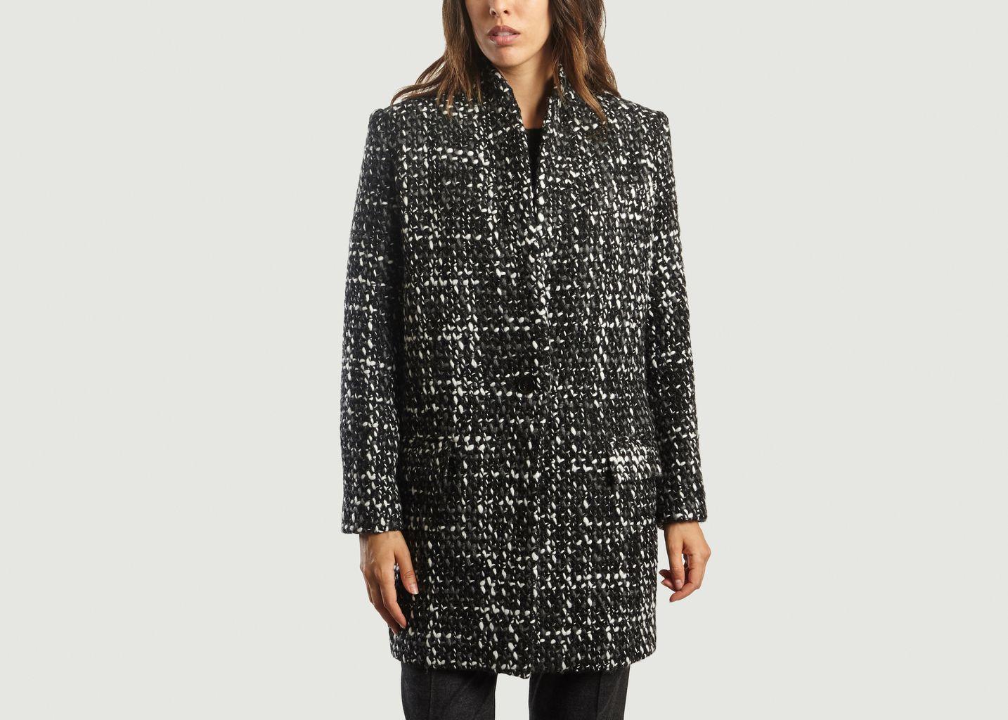 Manteau en Tweed Golden - IRO