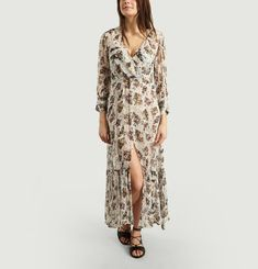 Robe Print Fantaisie Willow