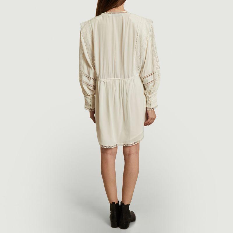 Robe manches longues avec dentelle Cassie - IRO