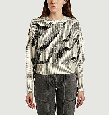 Voryta-Zebra-Pullover