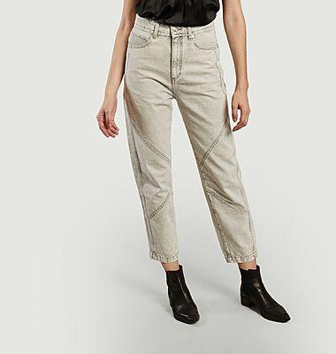 Rousselin 7/8 Jeans gerade