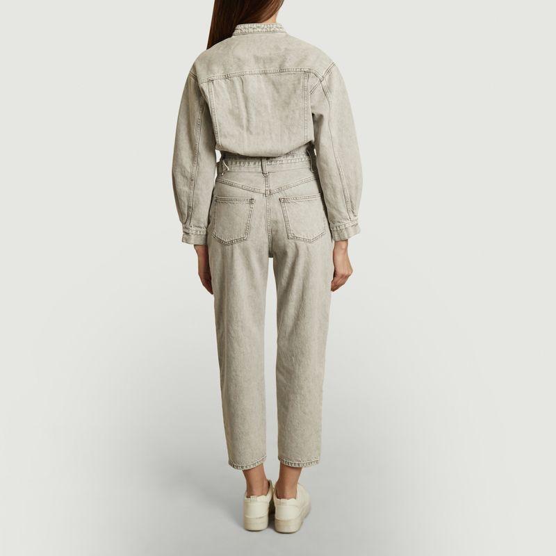 Combinaison en denim teinté Marce - IRO