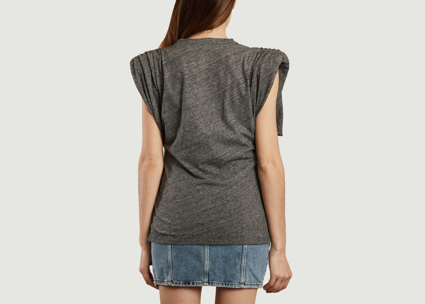 T-shirt avec épaulettes Gotame - IRO
