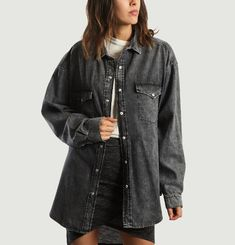 Horizon Denim Shirt