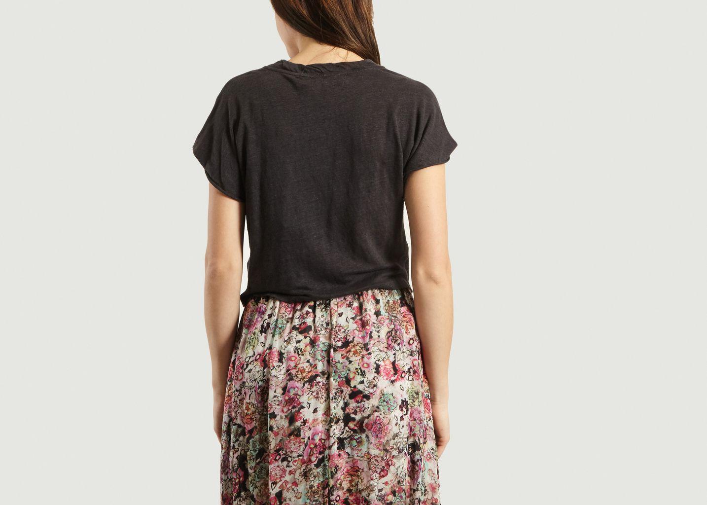 Tee-Shirt En Lin Rugged - IRO