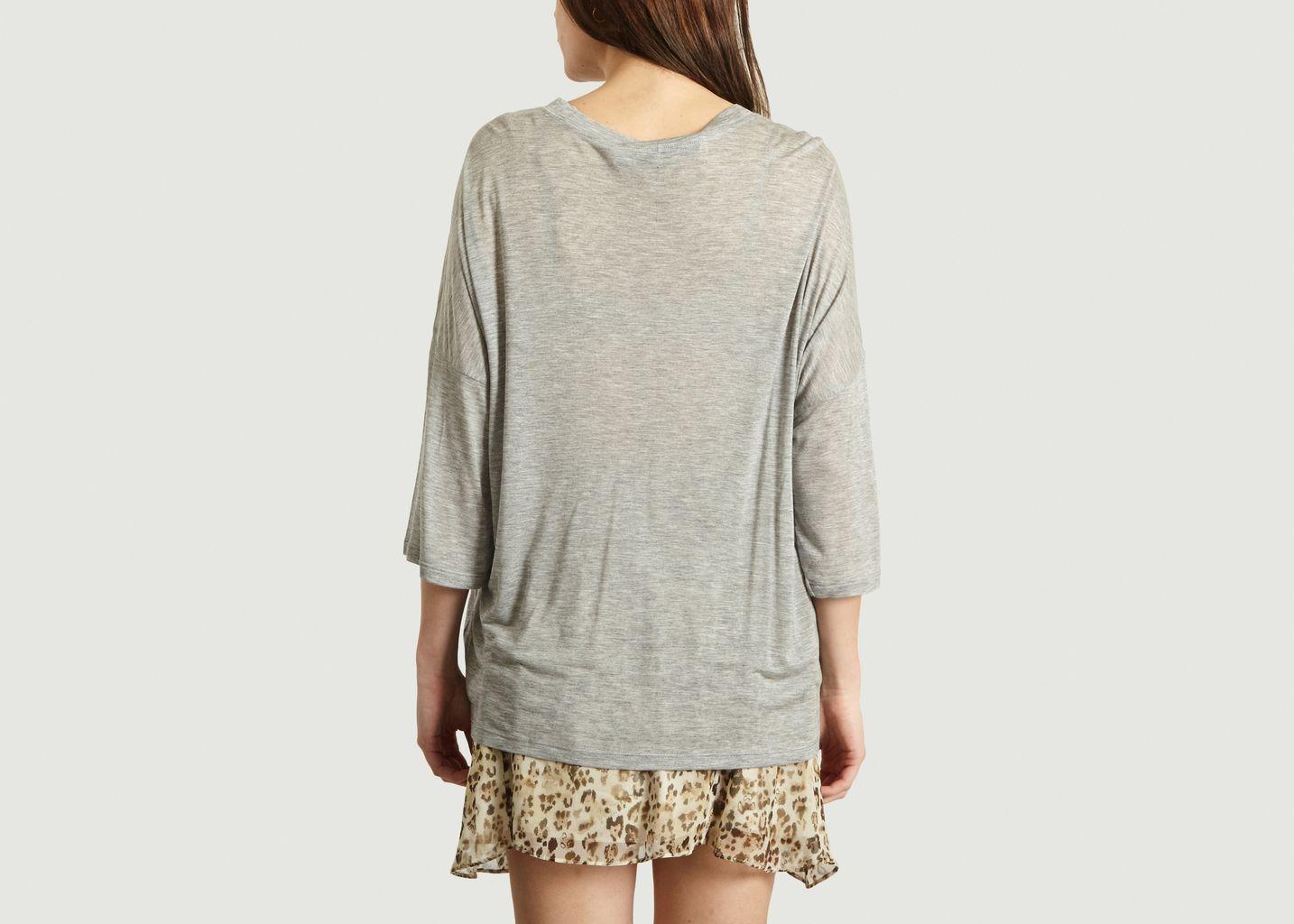 T-Shirt En Modal Sober - IRO