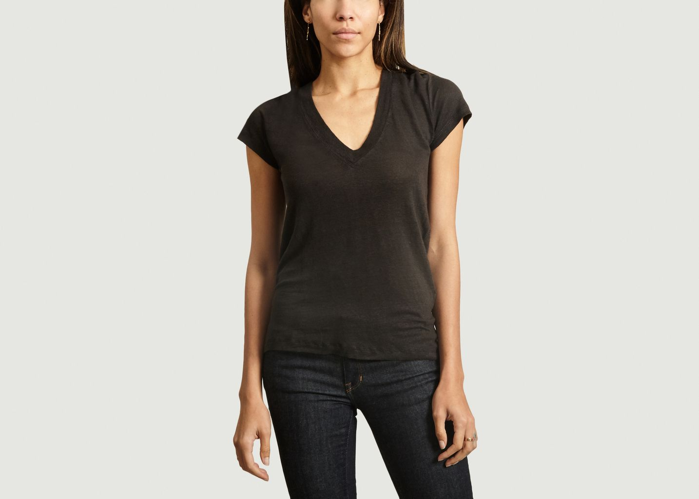 T-Shirt En Lin Rodeo - IRO