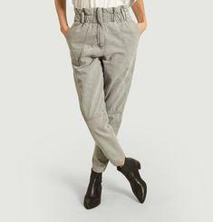 Vilette loose trousers