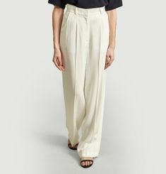 Counter loose tailored trousers