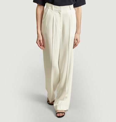 Pantalon de tailleur ample Counter