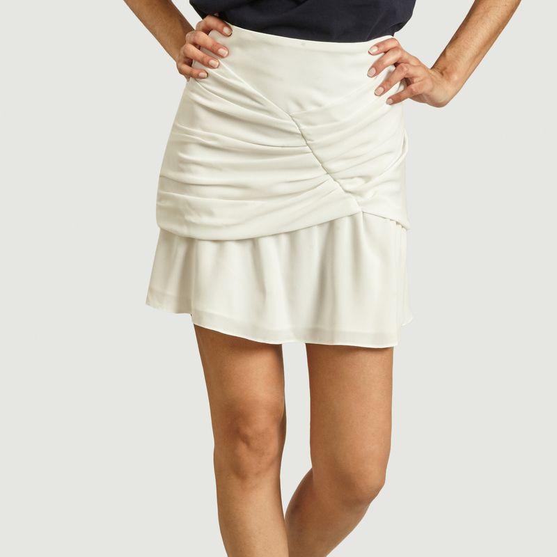 Mini jupe drapée Lussac  - IRO