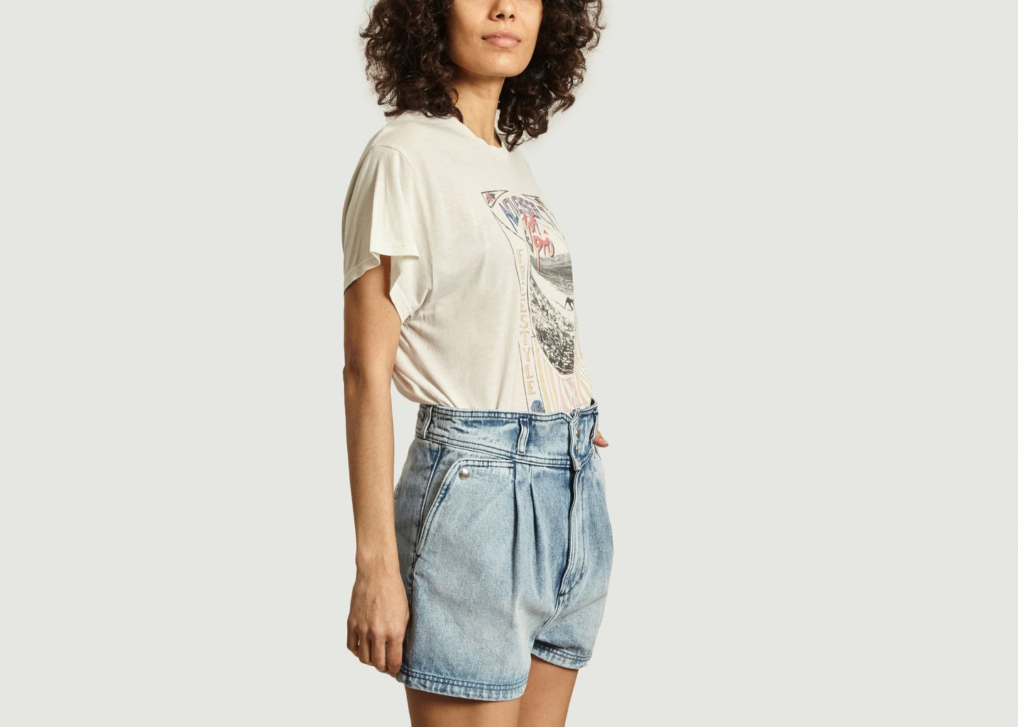 T-shirt imprimé Lynx  - IRO