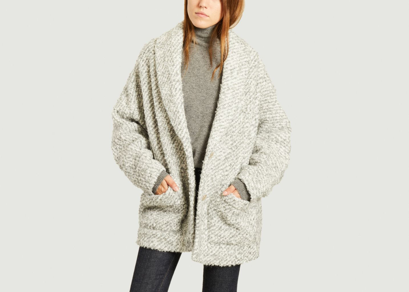 Manteau court oversize Coogee - IRO