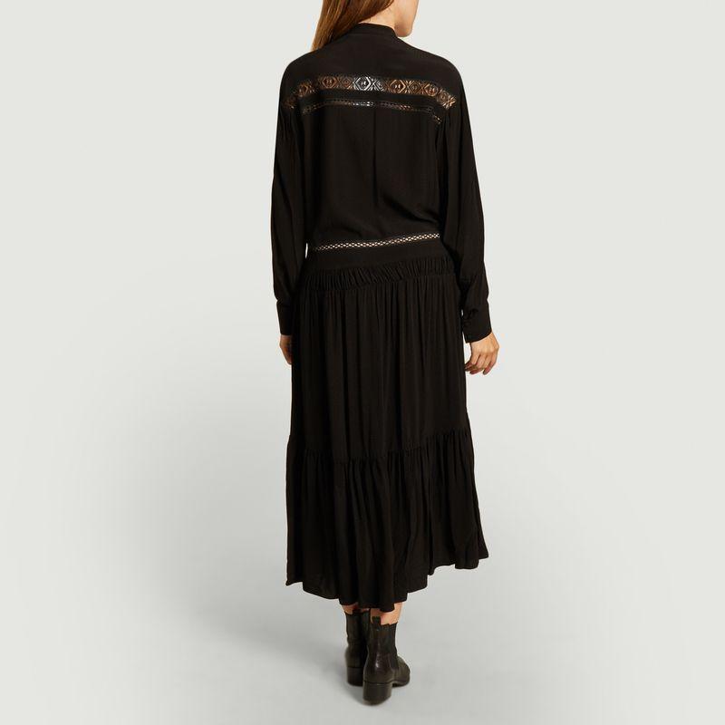 Robe longue manches longues Padding - IRO