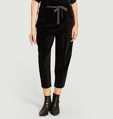 Pantalon en velours Bohol