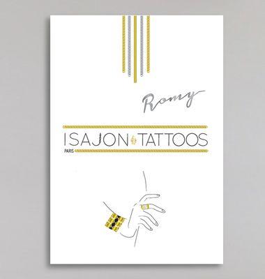 Tattoo Romy