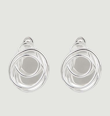 Boucles d'oreilles Ara
