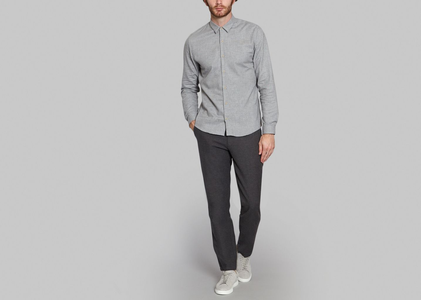 Mottled Shirt - JagVi