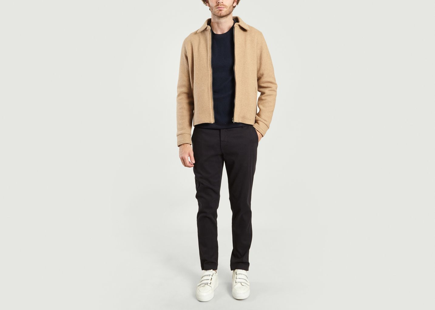 Jacket Smart en Laine - JagVi