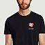 matière T-shirt coeur - JagVi