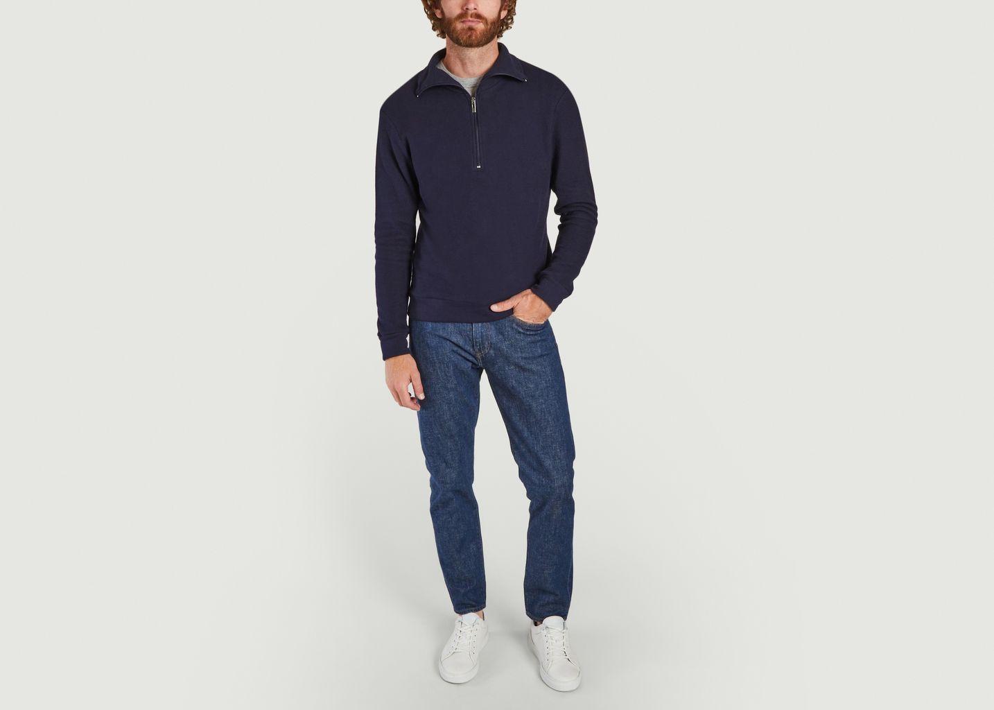 Sweatshirt japonais zippé - JagVi