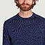 matière Pull en laine mérinos - JagVi